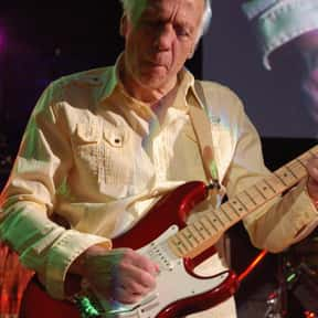 Robin Trower is listed (or ranked) 20 on the list Famous Guitarists from England