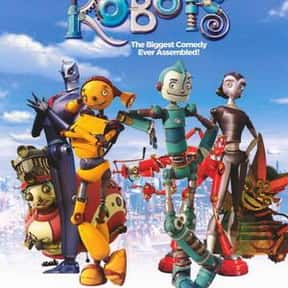 Robots is listed (or ranked) 15 on the list The Best Greg Kinnear Movies