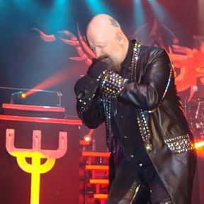 Rob Halford is listed (or ranked) 8 on the list Famous People From Birmingham