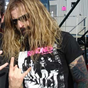 Rob Zombie is listed (or ranked) 2 on the list List of Famous Music Producers