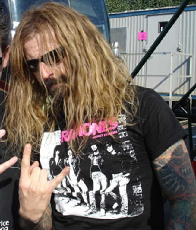 Rob Zombie is listed (or ranked) 2 on the list Famous Male Music Producers