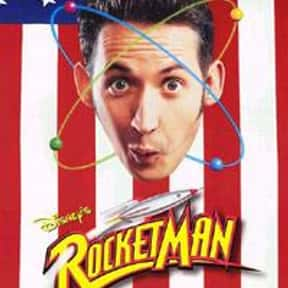 RocketMan is listed (or ranked) 6 on the list The Best Disney Science Fiction Movies Of All Time