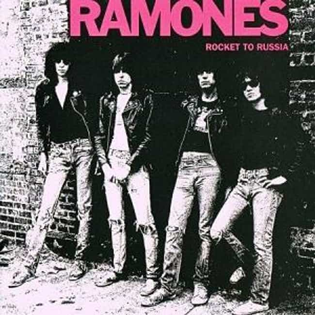 Rocket to Russia is listed (or ranked) 1 on the list The Best Ramones Albums of All Time