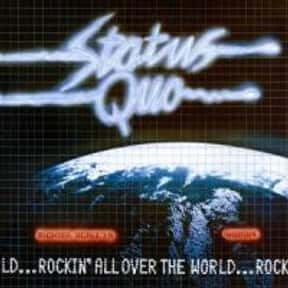 Rockin' All Over the World is listed (or ranked) 10 on the list The Best Status Quo Albums of All Time