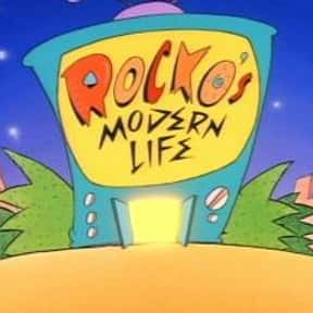 Rocko's Modern Life is listed (or ranked) 15 on the list The Best Cartoons of the '90s
