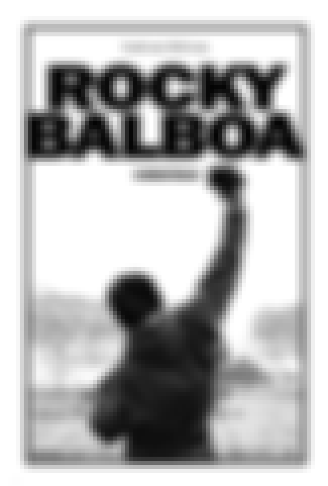 Rocky Balboa is listed (or ranked) 7 on the list Inspiring Movie Speeches