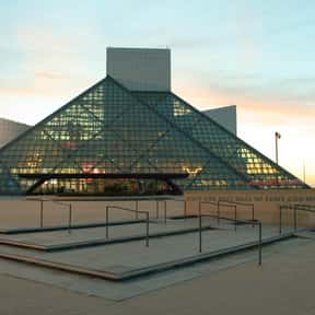 Rock and Roll Hall of Fame is listed (or ranked) 19 on the list The Best Museums in the United States