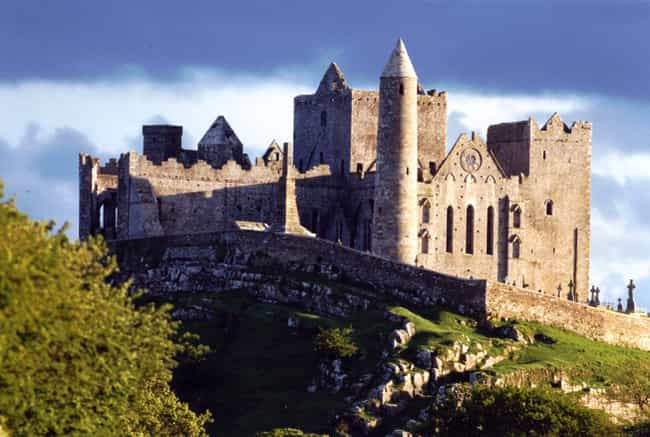 Rock of Cashel is listed (or ranked) 1 on the list The Most Beautiful Castles in Ireland