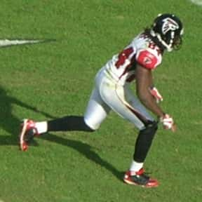 Roddy White is listed (or ranked) 10 on the list The Best NFL Players From South Carolina