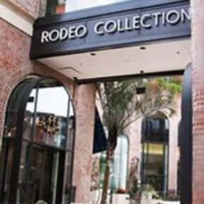 Rodeo Drive is listed (or ranked) 19 on the list The Top Must-See Attractions in Los Angeles