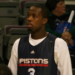 Rodney Stuckey is listed (or ranked) 12 on the list The Best NBA Players from Washington