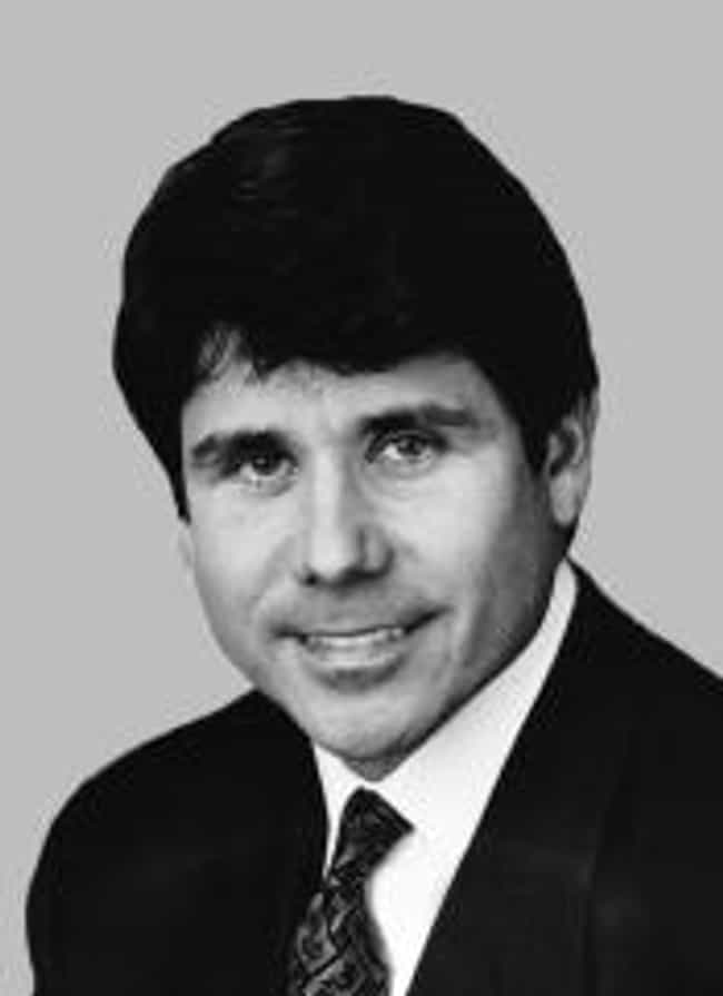 Rod Blagojevich is listed (or ranked) 21 on the list The Most Drastic Falls From Grace Throughout History