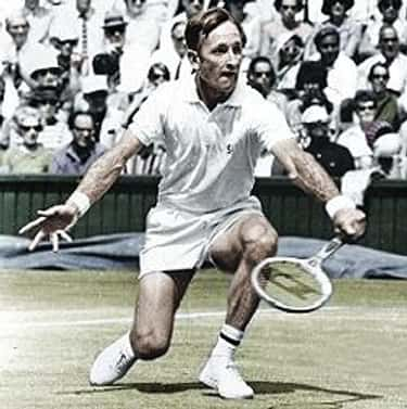 Rod Laver is listed (or ranked) 1 on the list The Best Tennis Players from Australia