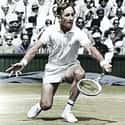 Rod Laver is listed (or ranked) 17 on the list The Best Athletes of All Time