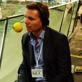 Roger Black is listed (or ranked) 11 on the list Famous People Whose Last Name Is Black