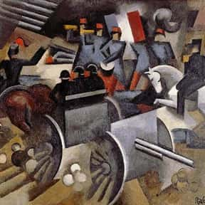 Roger de La Fresnaye is listed (or ranked) 1 on the list Famous Artists from France