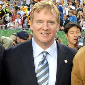 Roger Goodell is listed (or ranked) 9 on the list Who Should Be TIME Magazine's Person of the Year 2015?