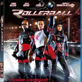Rollerball is listed (or ranked) 7 on the list The Worst Movie Remakes Ever