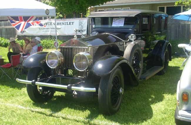 All RollsRoyce Models List of RollsRoyce Cars  Vehicles 8