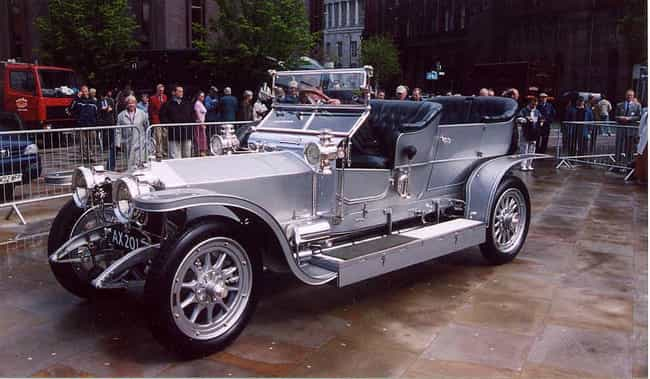 Rolls-Royce Silver Ghost is listed (or ranked) 3 on the list Full List of Rolls-Royce Models
