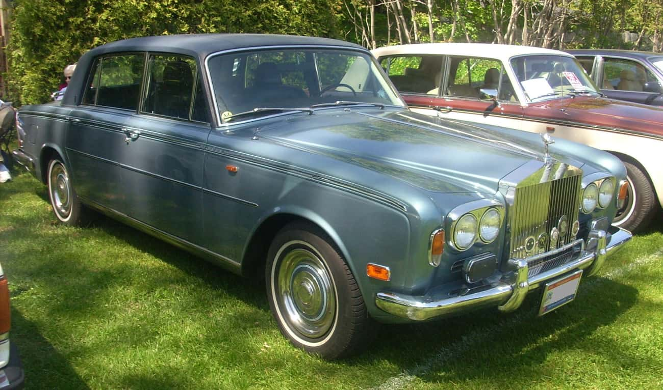 Rolls-Royce Silver Shadow is listed (or ranked) 1 on the list The Cannonball Run Cars
