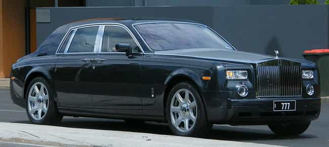 Rolls-Royce Phantom is listed (or ranked) 1 on the list Full List of Rolls-Royce Models