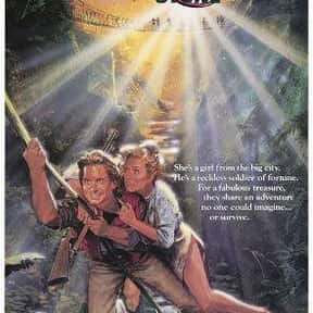 Romancing the Stone is listed (or ranked) 18 on the list The Best Chick Flicks Of The '80s