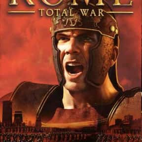 Rome: Total War is listed (or ranked) 13 on the list The Best Real-Time Strategy Games of All Time