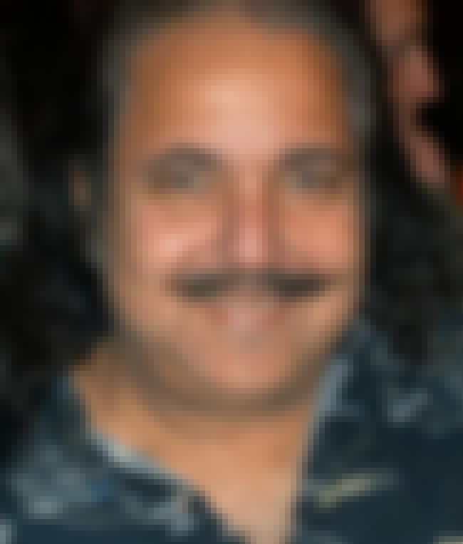 Ron Jeremy is listed (or ranked) 1 on the list Famous Male Pornographic Actors