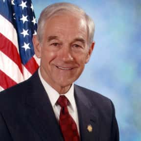Ron Paul is listed (or ranked) 17 on the list Famous Politicians You'd Want to Have a Beer With