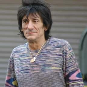 Ronnie Wood is listed (or ranked) 12 on the list Guitarists Who Went to Rehab