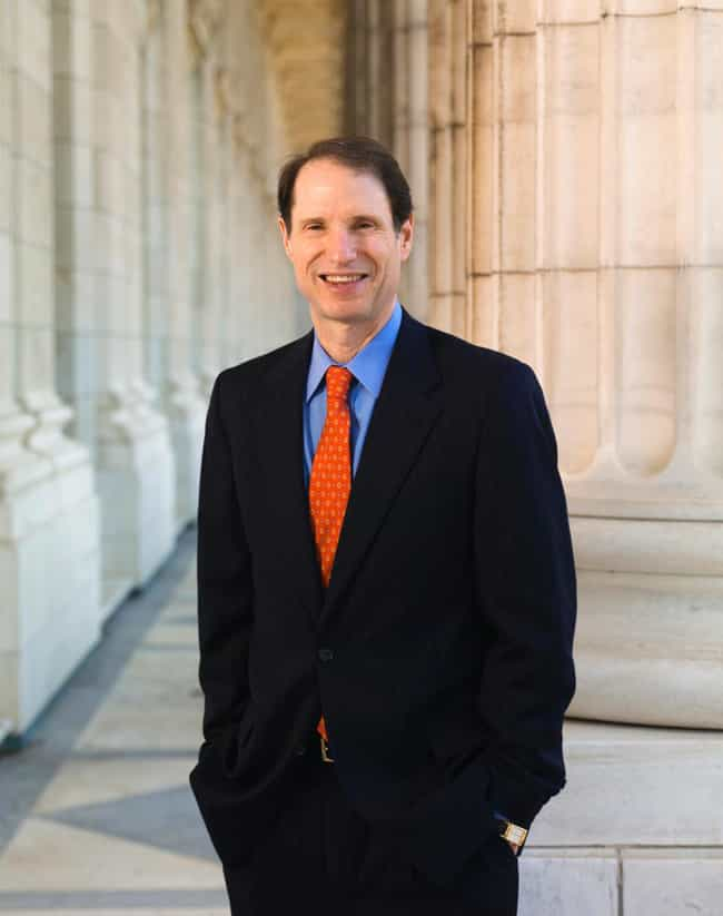 Ron Wyden is listed (or ranked) 6 on the list Current Jewish Senators