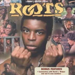 Roots is listed (or ranked) 5 on the list The Best Miniseries in TV History