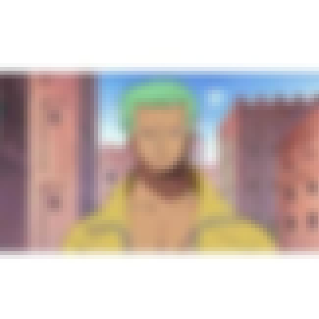Roronoa Zoro is listed (or ranked) 3 on the list The 14 Greatest Left-Handed Anime Characters of All Time