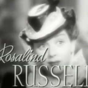 Rosalind Russell is listed (or ranked) 7 on the list Famous People Whose Last Name Is Russell