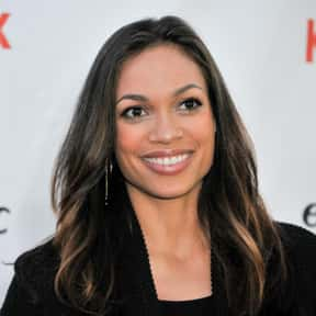 Rosario Dawson is listed (or ranked) 16 on the list Famous People From New York City
