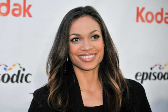 Rosario Dawson is listed (or ranked) 4 on the list Michael Fassbender Loves and Hookups