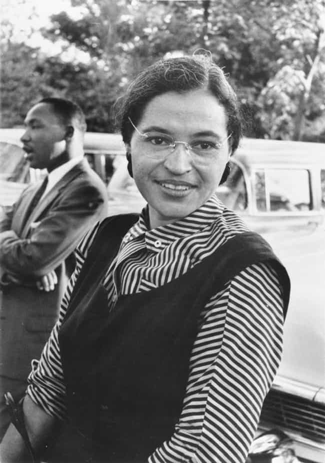 Rosa Parks is listed (or ranked) 1 on the list Famous People Who Died of Dementia