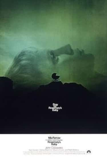Rosemary's Baby is listed (or ranked) 1 on the list The Best Horror Movies About Babies