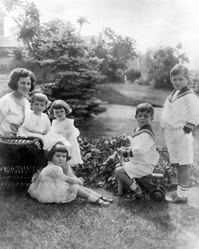 Rosemary Kennedy is listed (or ranked) 1 on the list Why People Believe In The