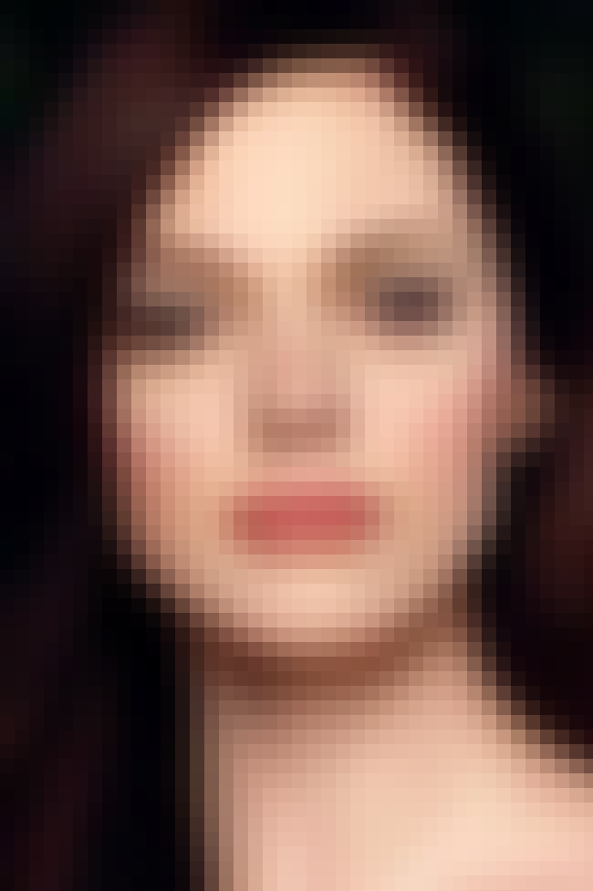 Rose McGowan is listed (or ranked) 2 on the list Girls Marilyn Manson Has Banged