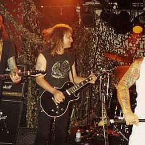 Rose Tattoo is listed (or ranked) 22 on the list Australian Hard Rock Bands List