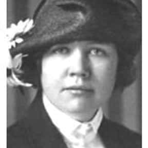 Rose Wilder Lane is listed (or ranked) 10 on the list Famous People Named Rose