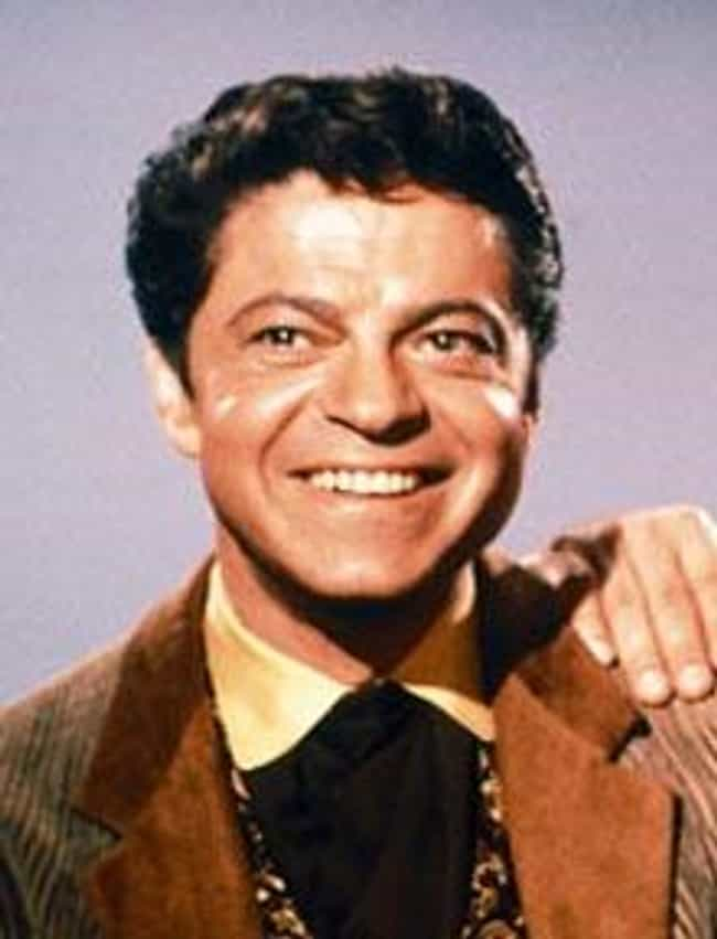 Ross Martin is listed (or ranked) 4 on the list The Wild Wild West Cast List