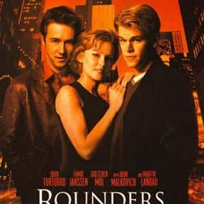 Rounders is listed (or ranked) 23 on the list The Best Movies of 1998