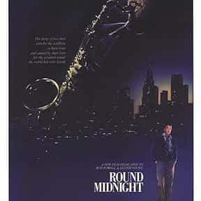Round Midnight is listed (or ranked) 23 on the list The Best Black Musical Movies