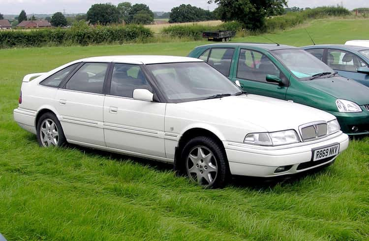 All Rover Models List Of Rover Cars Vehicles