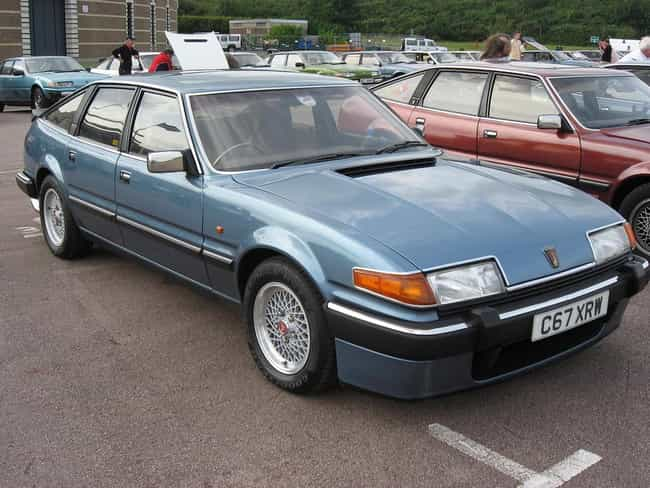 Rover SD1 is listed (or ranked) 3 on the list Full List of Rover Models