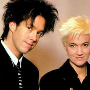 Roxette is listed (or ranked) 13 on the list List of Famous Bands from Sweden