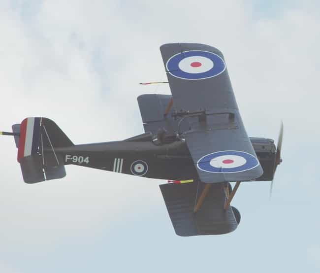 Royal Aircraft Factory S... is listed (or ranked) 4 on the list The Best World War 1 Airplanes